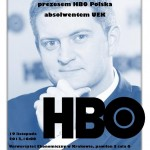 Spotkanie z Aleksandrem Kutelą, prezesem HBO.